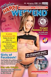 erotischekontaktanzeigen happy weekend magazin