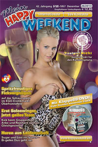 happy weekend magazin fotze auslecken